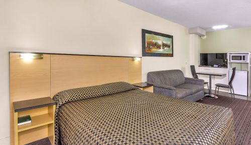 Superior Studio Double Suite