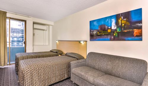 Superior Studio Twin Suite